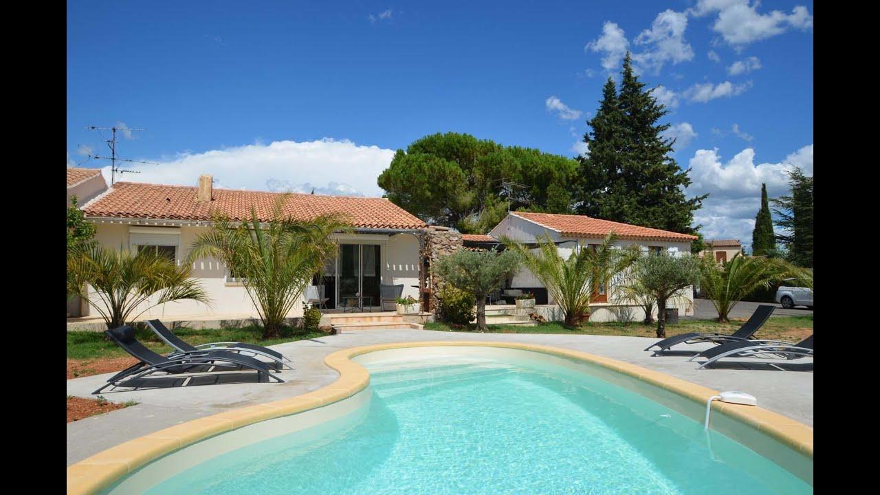 Vakantiehuis met priv zwembad bij le muy in de provence villa met zwembad in de var youtube - Zwembad terras outs ...