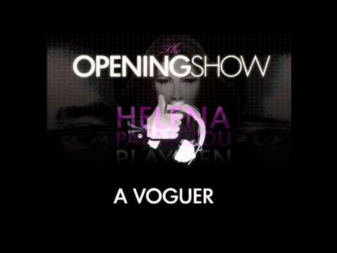 CLUBVOGUE Opening Show :: Helena Paparizou vs Playmen    Friday 12th of October