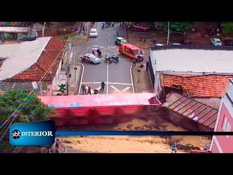 Após acidente, moradores pedem a retirada dos trilhos do trecho urbano de Rio Preto