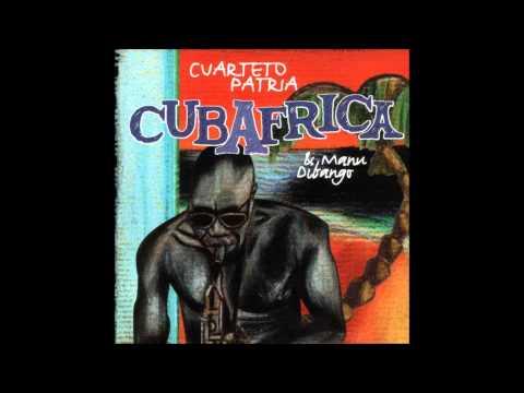 CubAfrica - (Disco completo)