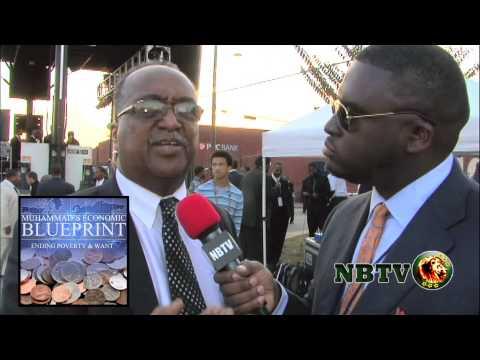 NBTV Interviews SCLC President Dr. Charles Steele Jr.