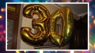 Impreza z okazji 30 urodzin!    | Vlogmas #15 | Magdalena Augustynowicz