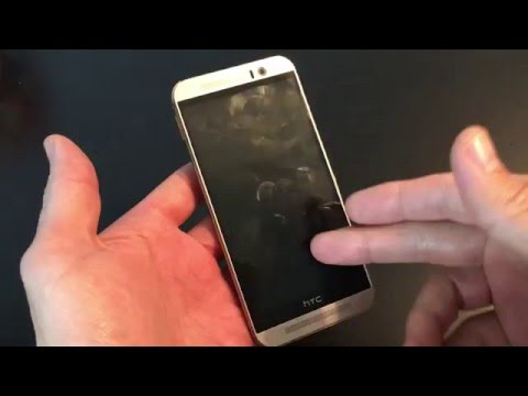 HTC One M8, M9: Speaker Problem- Low Volume, Crackling, Rattling Sounds