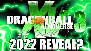 Dragon Ball Xenoverse 3 In 2022?