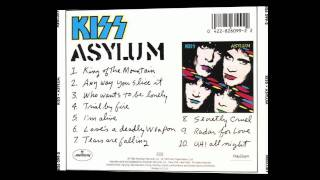 KISS Asylum - Secretly Cruel