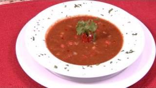 Stevia Southwestern Gazpacho Soup