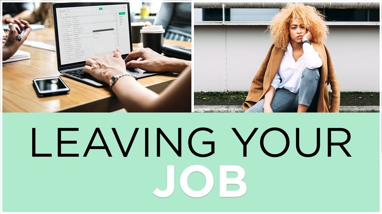 The Ultimate Checklist for Leaving Your Job | The 3-Minute Guide