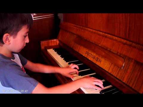 Гимн Армении (пианино)/  Hayastani Orhnerg / Hymn Of Armenia (piano)