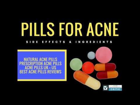 Acne Treatment Pills- Antibiotics, Retinoids, & Vitamins That Work