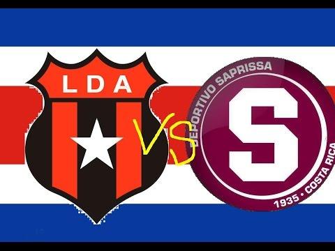 Segundo Tiempo - Alajuelense 1-2 Saprissa (Radio Columbia)