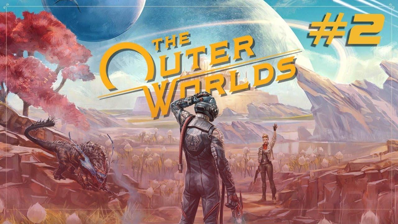 The Outer Worlds   Una nueva aventura en directo #2