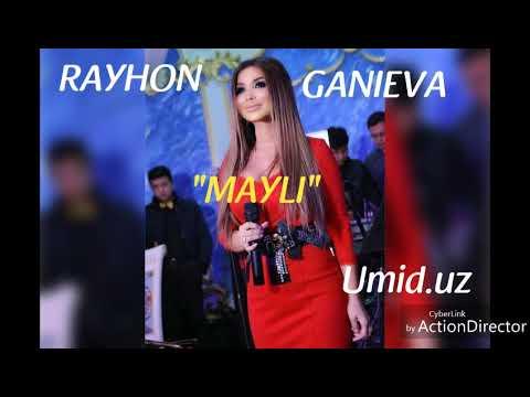 Rayhon Ganieva \