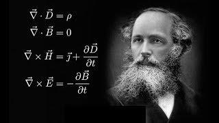 量子論の形成・第2講「マクスウエルの方程式」