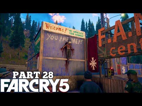 THE WORLD IS WEAK | FARCRY 5 WALKTHROUGH PART 28