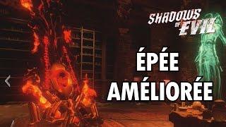 Shadows of Evil : Épée + l'améliorer
