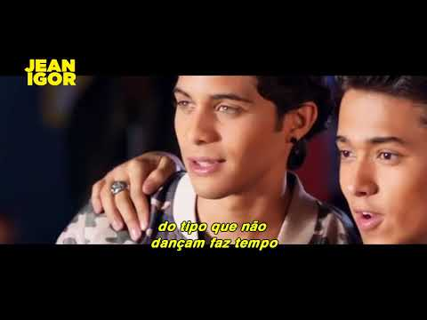 CNCO - Reggaetón Lento (Bailemos) (Legendado-Tradução) [OFFICIAL VIDEO]