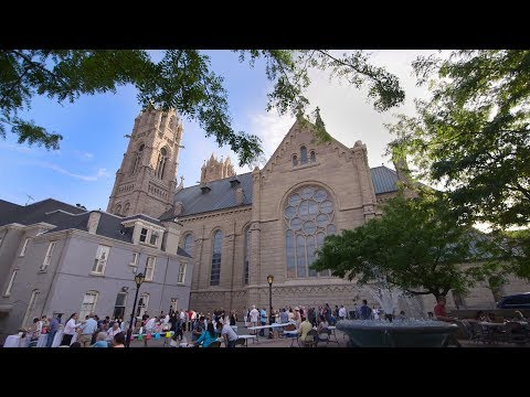 Cathedral of the Madeleine Bishop's Dinner 2017