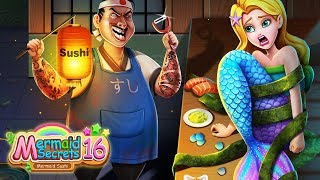 Mermaid Secrets16 – Save Mermaids Princess Sushi