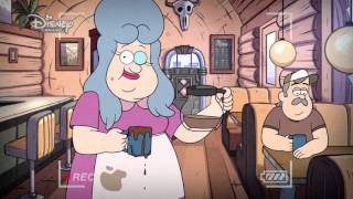 Gravity Falls: Dipper's Guide to the Unexpected - Hide Behind | Official Disney Channel Africa