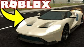 *NEW UPDATE* EPIC NEW SUPERCAR ADDED! (Roblox Vehicle Simulator) #33