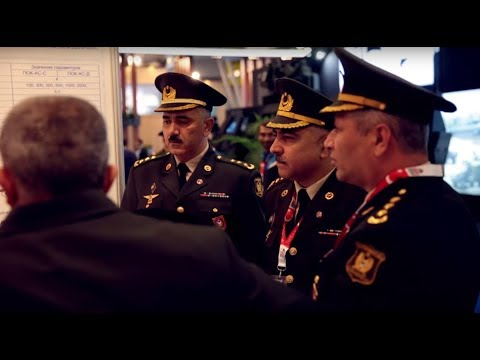 ADEX 2nd Azerbaijan International Defence Industry Exhibition - EN