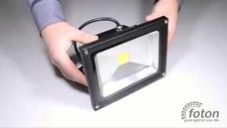Светодиодный прожектор LP 20W, 220V, IP67 Premium(Светодиодный прожектор 20W для наружного применения премиум серии, 220В. Альтернатива светильникам с галоген..., 2014-10-31T09:12:18.000Z)