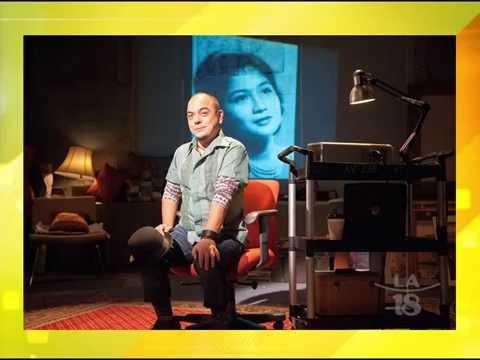 """""""Livin' La Vida Imelda"""" by Carlos Celdran in NYC"""