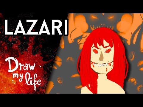 LAZARI, la historia MALDITA de la HIJA de ZALGO - Draw Club