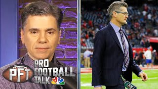 Matt Ryan, Atlanta Falcons' future after Thomas Dimitroff firing | Pro Football Talk | NBC Sports