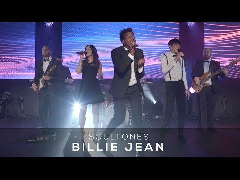 Billie Jean by Michael Jackson (Soultones Cover)