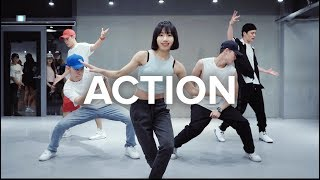 May J teaches choreography to Action by BoA. Learn from instructors...