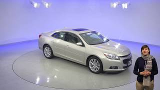Used 2015 Chevrolet Malibu Test Drive - A93986TA