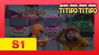 Video TITIPO S1 EP19 l Tornado attacks Ttitipo and Choo-choo town?! l TITIPO TITIPO download MP3, 3GP, MP4, WEBM, AVI, FLV Oktober 2018