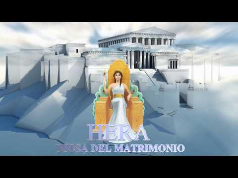 HERA - DIOSA DEL MATRIMONIO