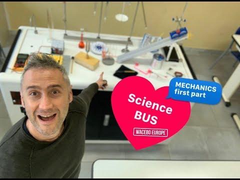 SCIENCE BUS MECHANICS 1, Physics Laboratory, Physics Laboratory Equipments