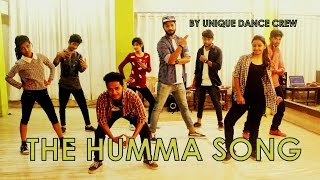 The Humma Song Best Dance Choreography - Ok Jaanu | Unique Dance Crew| Vipin Sharma Choreography