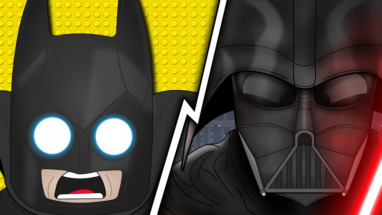BATMAN Watches STAR WARS for the First Time!