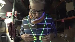 Tracer360 Visibility Illuminated Vest Review