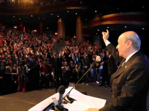 Milliyetçi Hareket Partisi - Ahmet Şafak - Yürüyoruz Mhp'yle