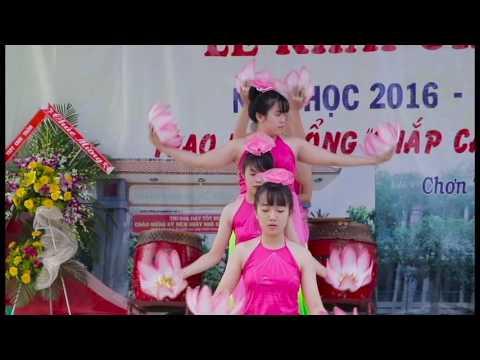 LỄ KHAI GIẢNG - 2016_2017 - Trường THPT Chu Văn An
