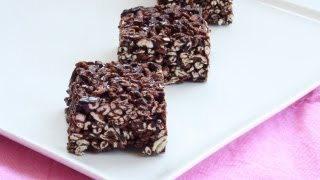How To Make Puffed Wheat Cake, Gluten Free Style!