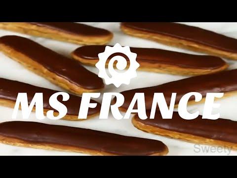 recette-Éclair-chocolat-royal---♡•-recette-ultime-christophe-adam-•♡