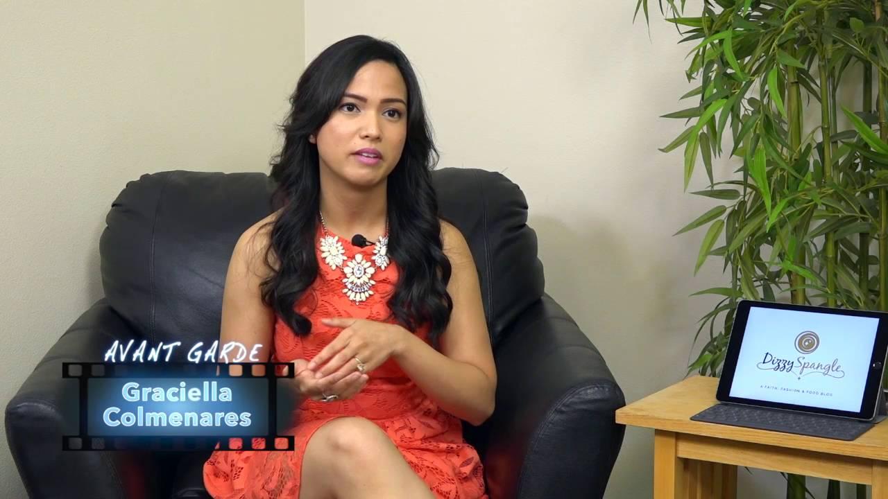 ddf34599b241 Faith In Vegas Episode 6 Guest Graciella Colmenares - YouTube
