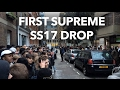 FIRST DAY OF SUPREME SS17 DROP | L...