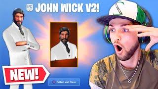 *NEW* John Wick V2 SKIN!