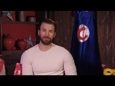 Chris Evans reads the bedtime story for CBeebies (Promo)