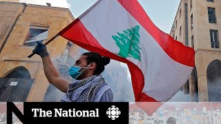 Lebanon's government resigns in wake of Beirut blast, protests