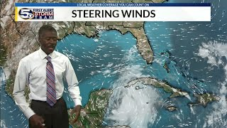 Tropical Storm Michael Likely Becomes Hurricane in Gulf
