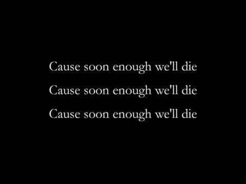 We Might Be Dead By Tomorrow by SoKo (Lyrics ) - First Kiss Background Music