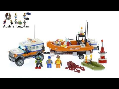 Lego City 60165 4x4 Response Unit - Lego Speed Build Review thumbnail